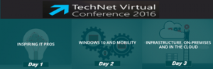 TechNet Virtual Conference