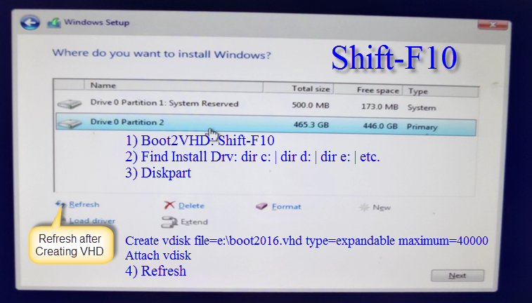 boot sequence windows 10