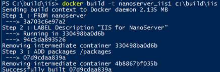 Lab Guide Working with Containers on Windows 10–Includes